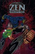 Zen Intergalactic Ninja (6th Series) #1 Special Cover