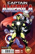 Captain America (7th Series) #6 Variation A