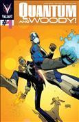 Quantum & Woody (2nd Series) #1 Variation B