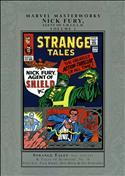 Marvel Masterworks: Nick Fury, Agent of S.H.I.E.L.D. #1 Hardcover