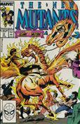 The New Mutants #77