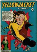 Yellowjacket Comics #4