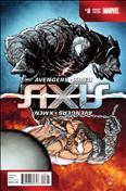 Avengers & X-Men: Axis #8 Variation A