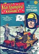 Star Spangled Comics #21