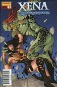 Xena (Dynamite) Annual #1 Variation B
