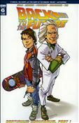 Back To The Future (IDW) #6