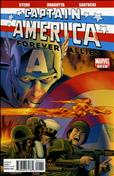 Captain America: Forever Allies #1