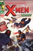 X-Men (1st Series) #1 Variation B