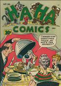 Ha Ha Comics #36