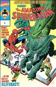 Adventures In Reading Starring the Amazing Spider-Man (Vol. 1) #1