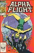 Alpha Flight (1st Series) #4