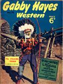 Gabby Hayes Western (L. Miller & Son) #75