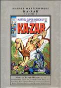 Marvel Masterworks: Ka-Zar #1 Hardcover