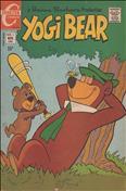 Yogi Bear (Charlton) #1