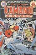 Kamandi, the Last Boy on Earth #22