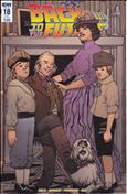 Back To The Future (IDW) #18 Variation A