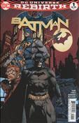 Batman (3rd Series) #1  - 2nd printing