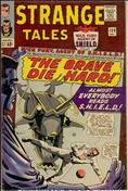 Strange Tales (1st Series) #139