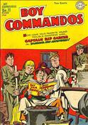 Boy Commandos (1st Series) #11