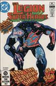 The Legion of Super-Heroes (2nd Series) #290