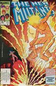 The New Mutants #11