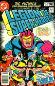 The Legion of Super-Heroes (2nd Series) #262