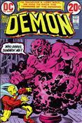 The Demon (1st Series) #10