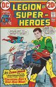 Legion of Super-Heroes (1st Series) #4