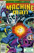Machine Man #6