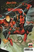 Absolute Carnage vs. Deadpool #3 Variation B