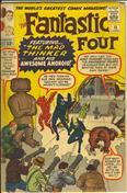 Fantastic Four (Vol. 1) #15