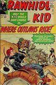 Rawhide Kid (1st Series) #43