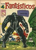 4 Fantásticos, Los (La Prensa) #91