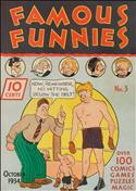 Famous Funnies #3