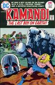 Kamandi, the Last Boy on Earth #31