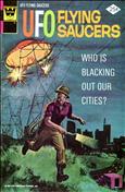 UFO Flying Saucers #8 Variation A