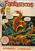 4 Fantásticos, Los (La Prensa) #156