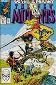 The New Mutants #61