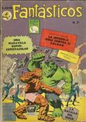 4 Fantásticos, Los (La Prensa) #34