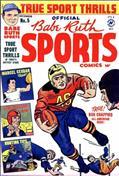 Babe Ruth Sports Comics #5
