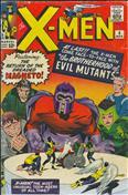 X-Men (1st Series) #4
