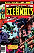 The Eternals (UK Edition) #4