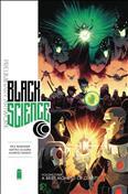 Black Science Deluxe Set #3 Hardcover