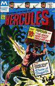 Hercules (Charlton) #10  - 2nd printing