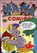Ha Ha Comics #50