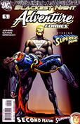 Adventure Comics (3rd Series) #5