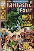 Fantastic Four (UK Edition, Vol. 1) #97
