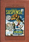 Marvel Masterworks: Atlas Era Tales of Suspense #1 Hardcover