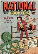 National Comics #70