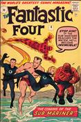 Fantastic Four (UK Edition, Vol. 1) #4